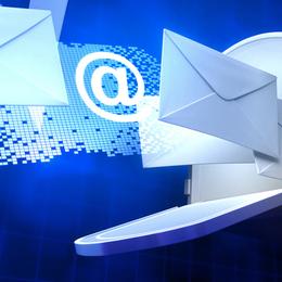 E-maili seadistused Trumpit hostingu teenust kasutades.
