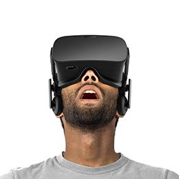 Oculus Rift VR komplekti rent