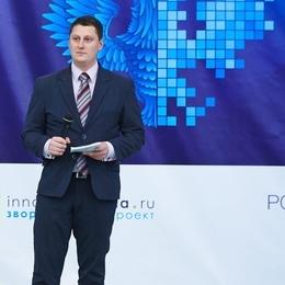 Rando Pärna - Seed Forum Eesti juht
